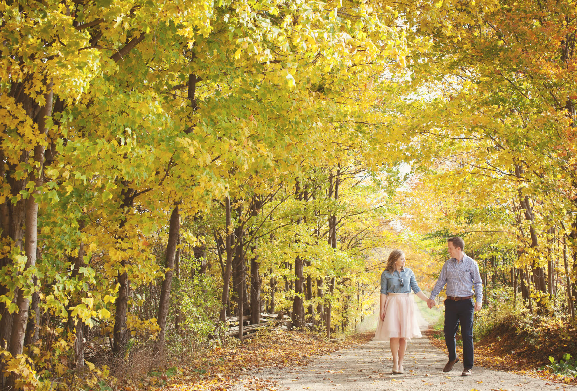 fall in kimberley engagement