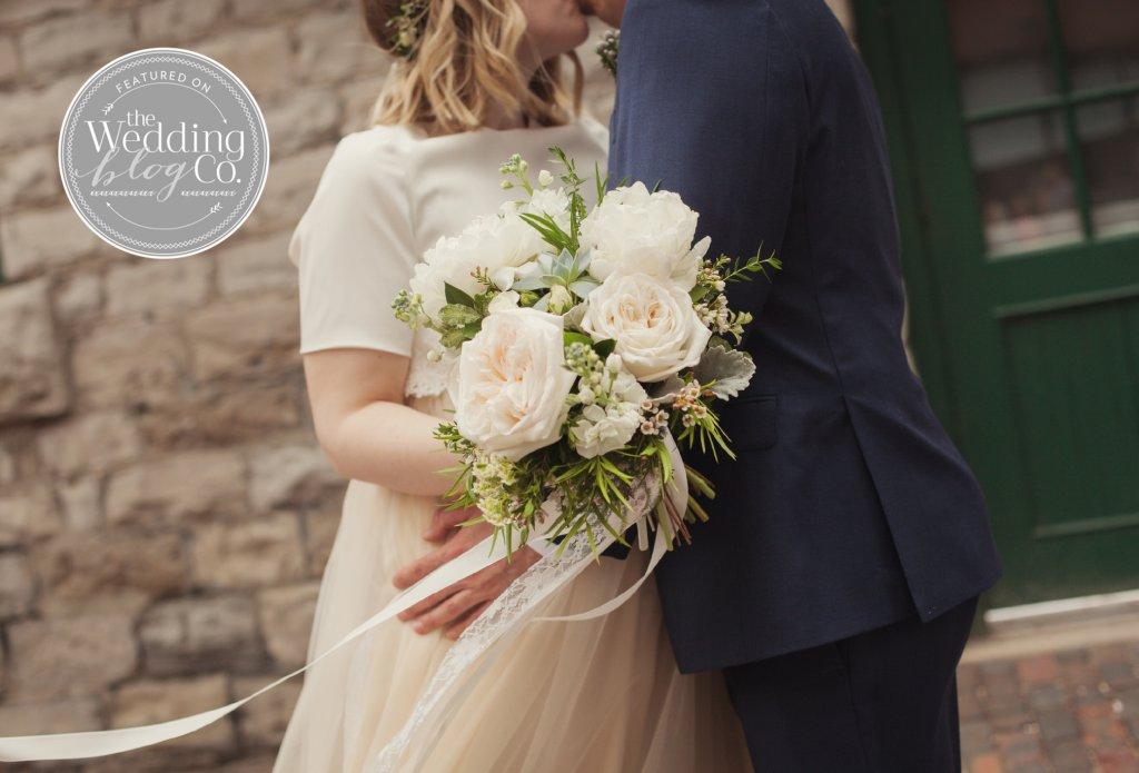 featured on wedding co magazine