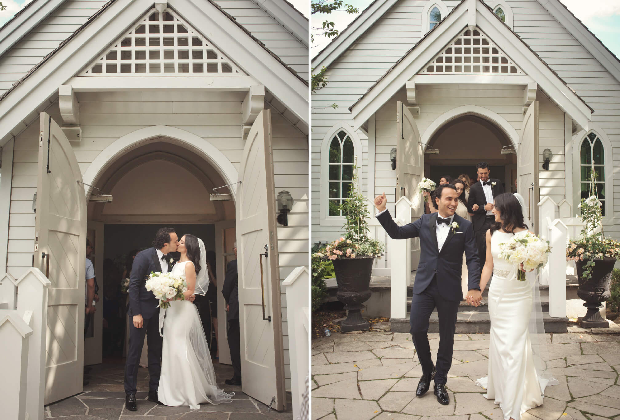 kleinburg chapel wedding
