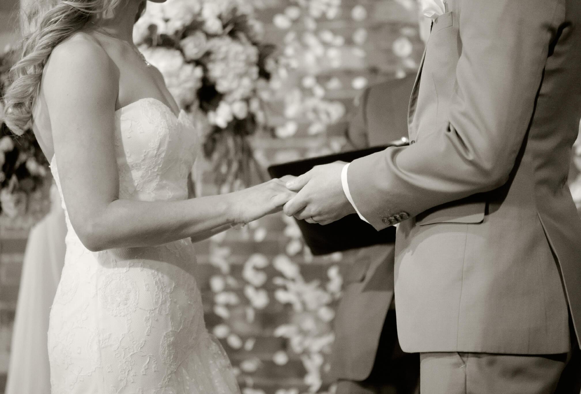 ceremony at gladstone hotel