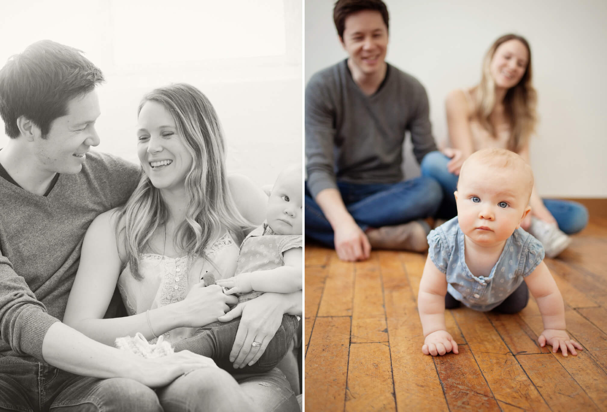 lifestyle family baby photography toronto