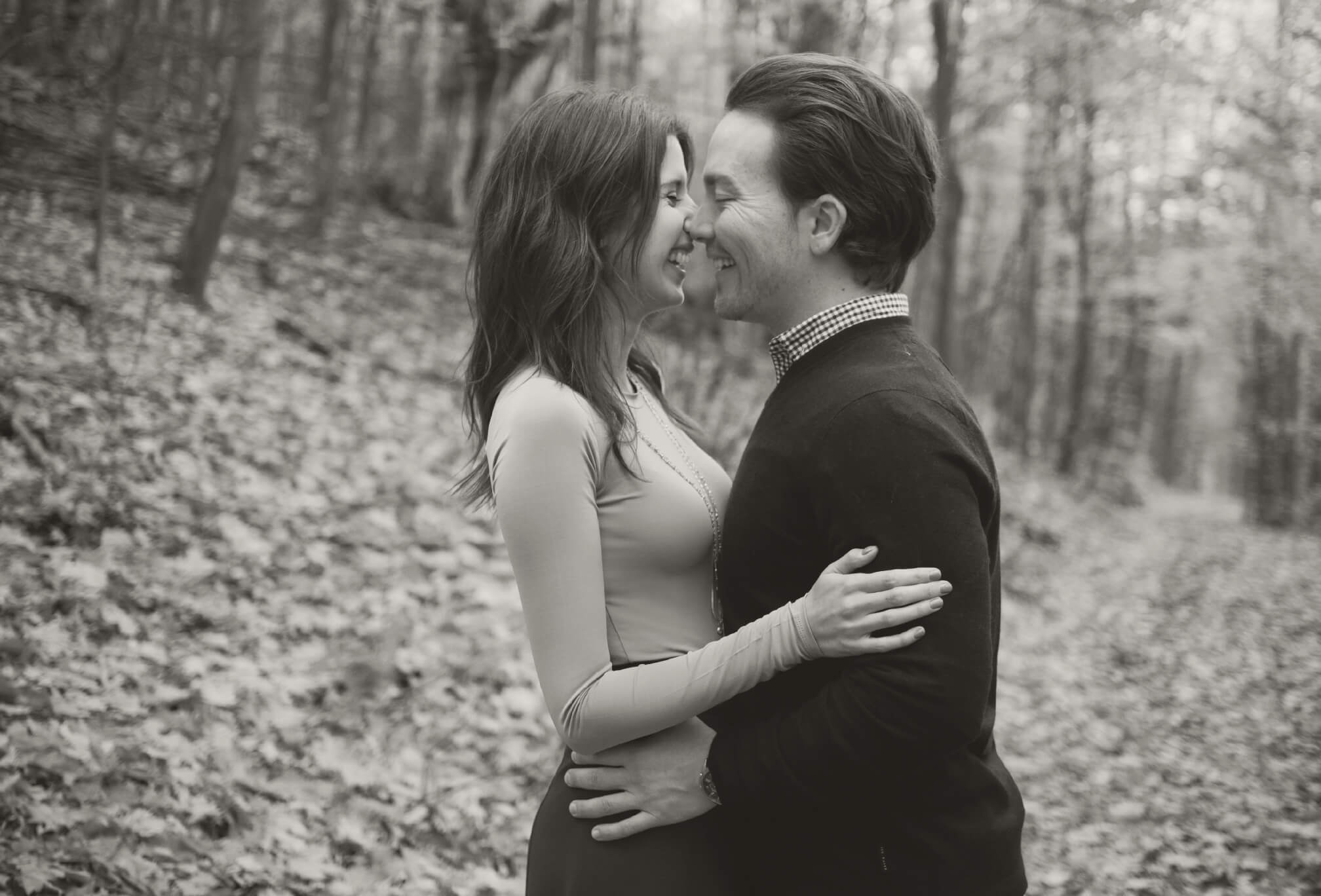 laughing forest engagement