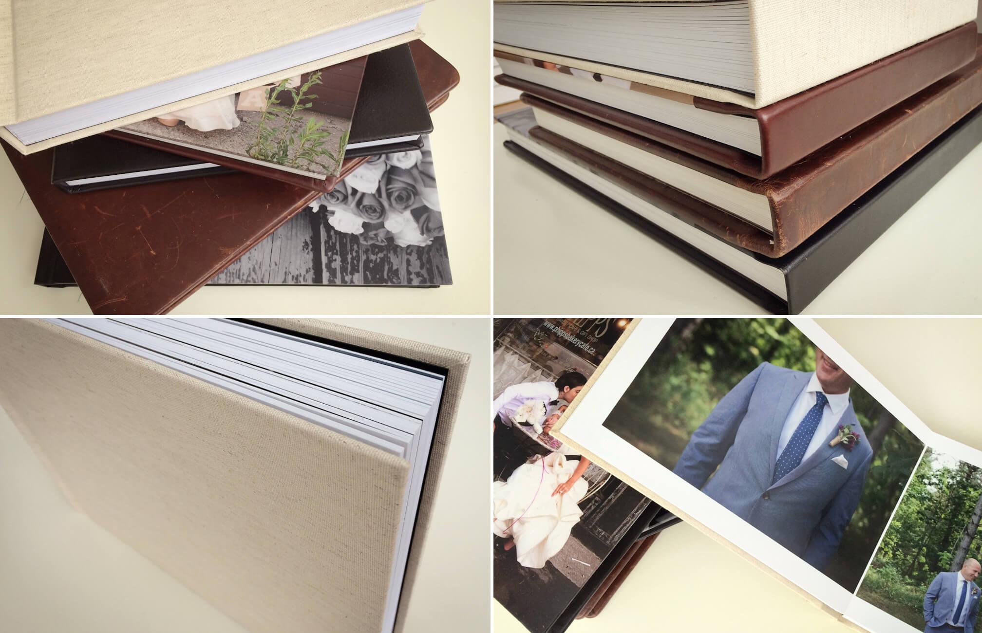toronto wedding albums