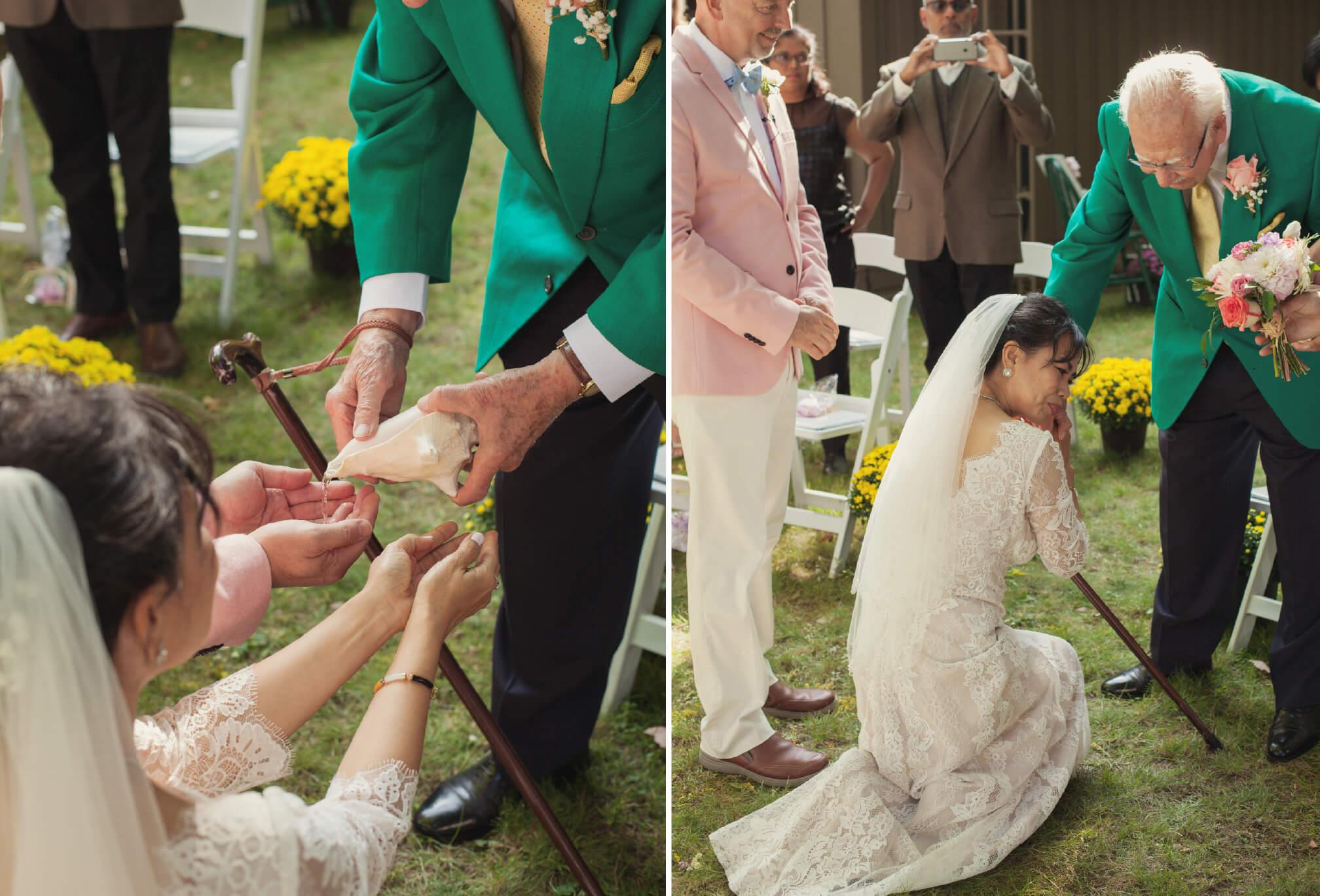 thai wedding rituals