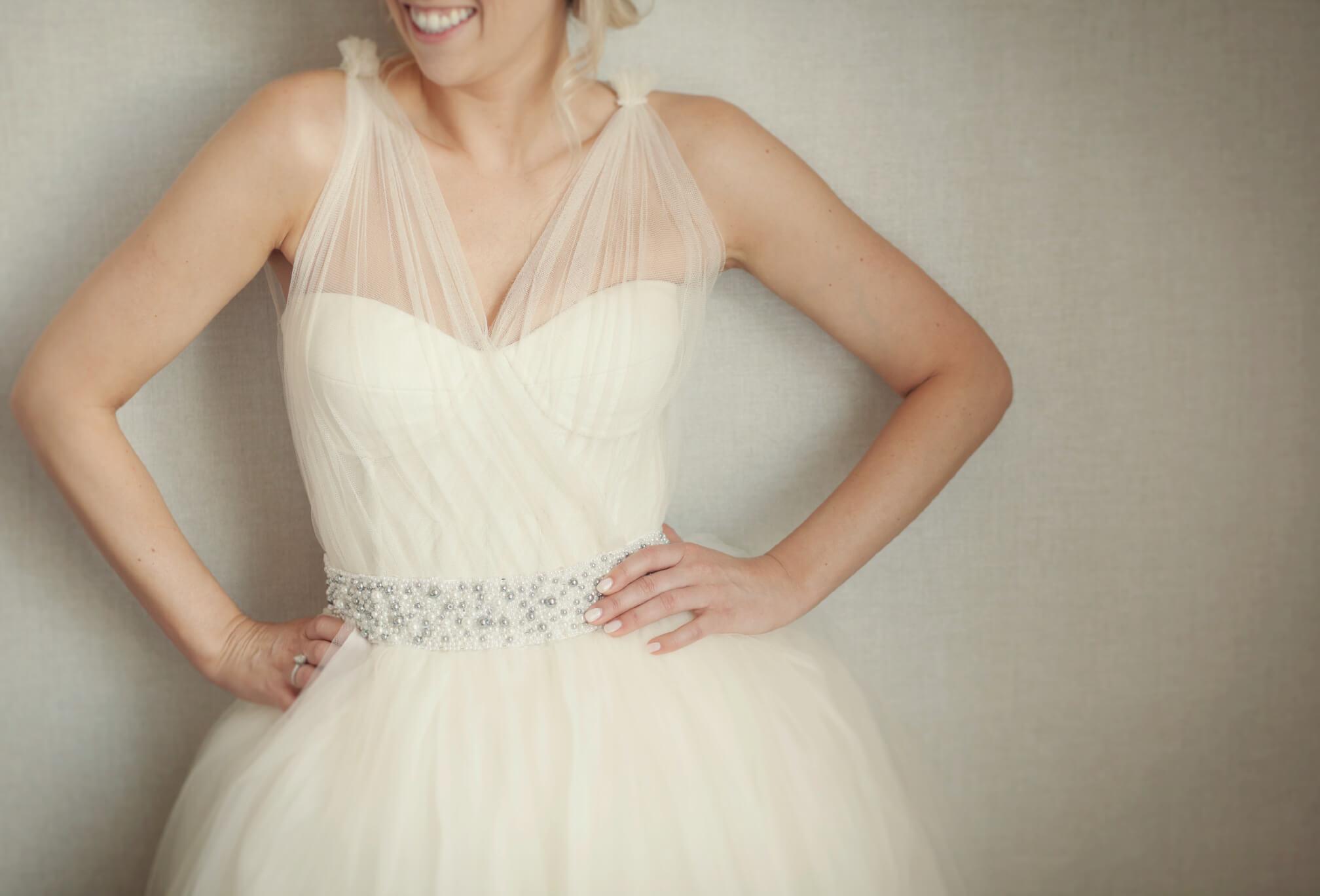 vera wang dress bride style
