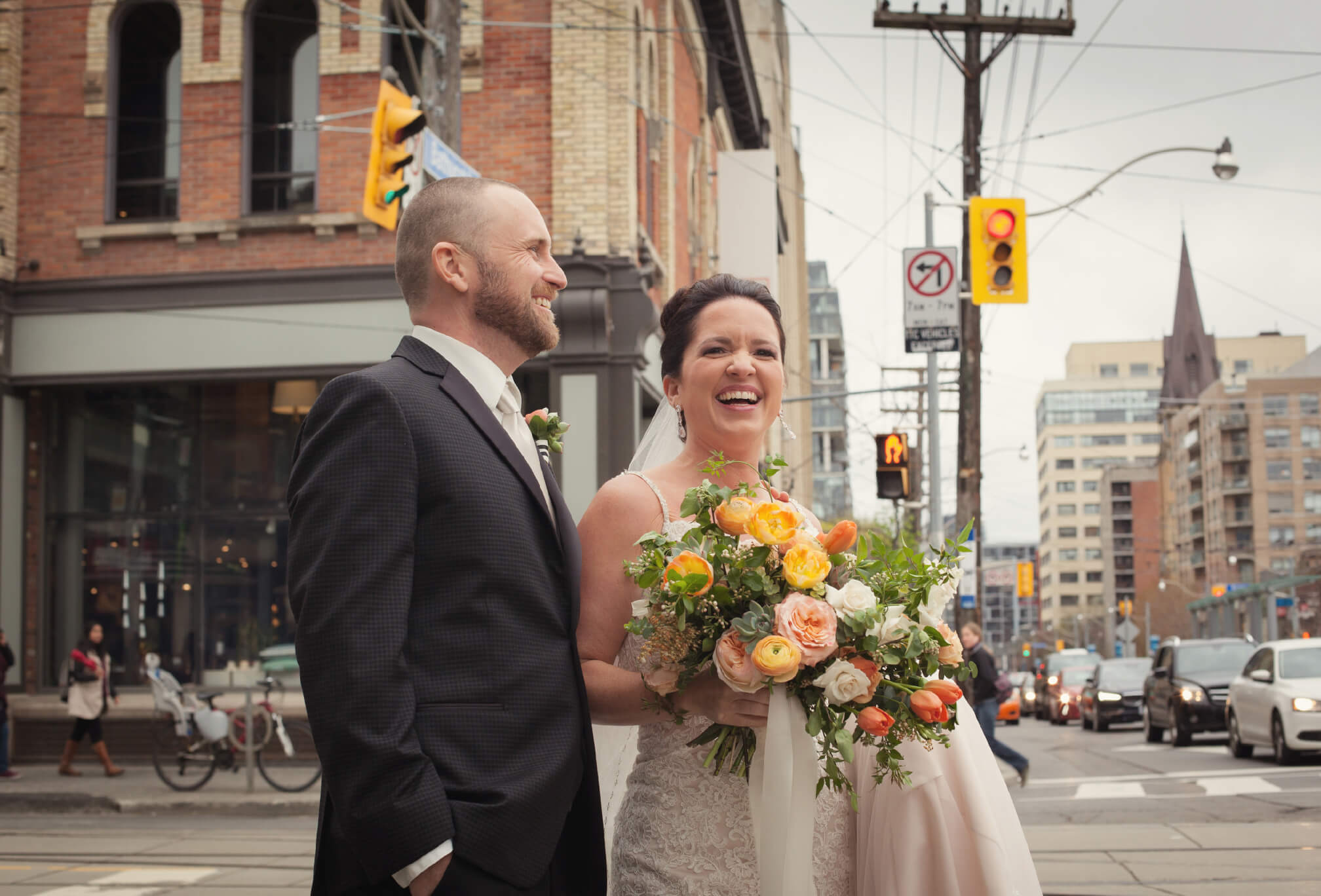 queen west wedding