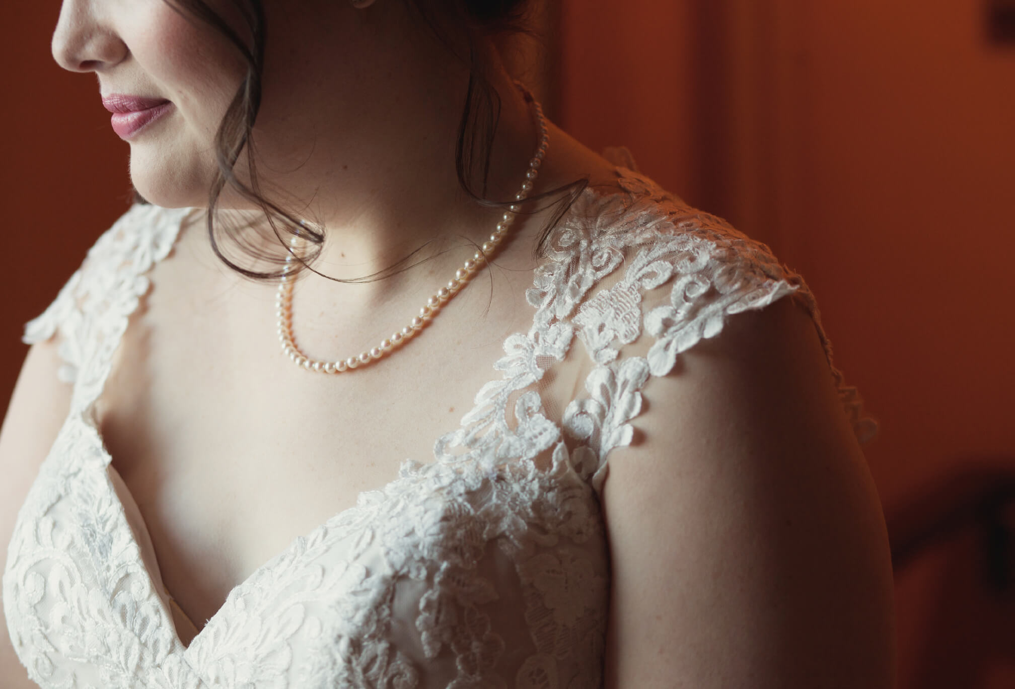 moody bride at gladstone