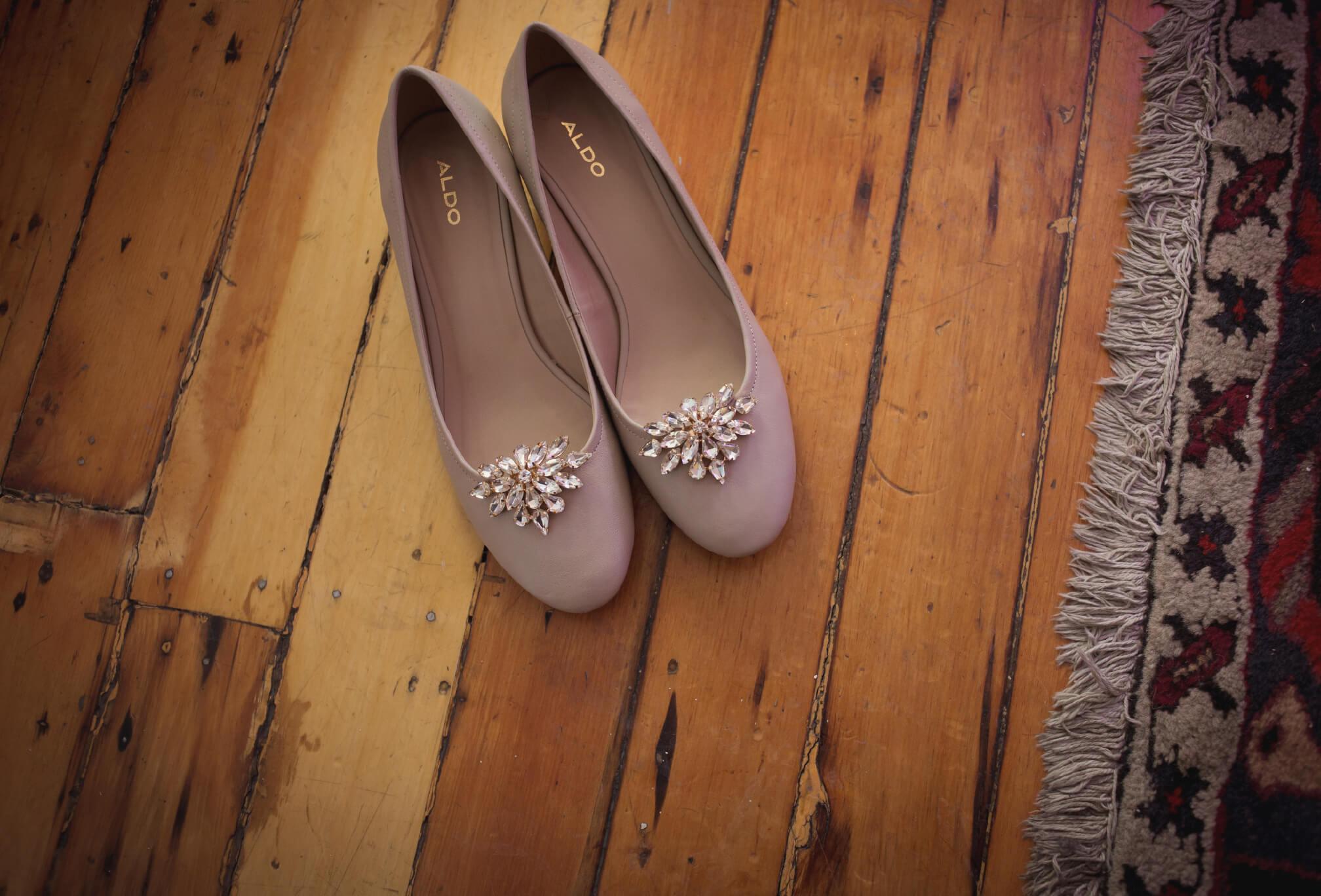 bridal shoes gladstone hotel