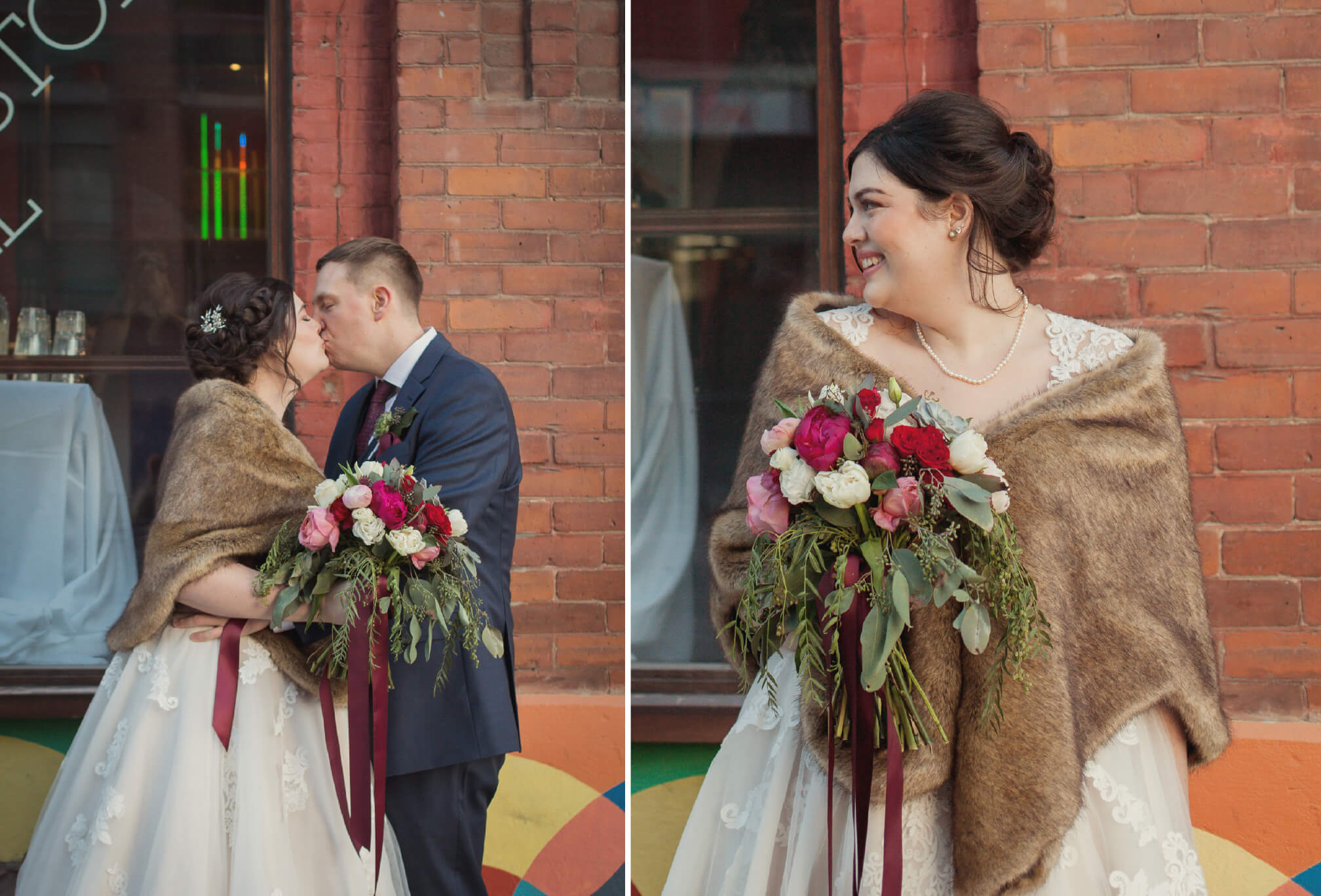 bride at the gladstone hotel queen west