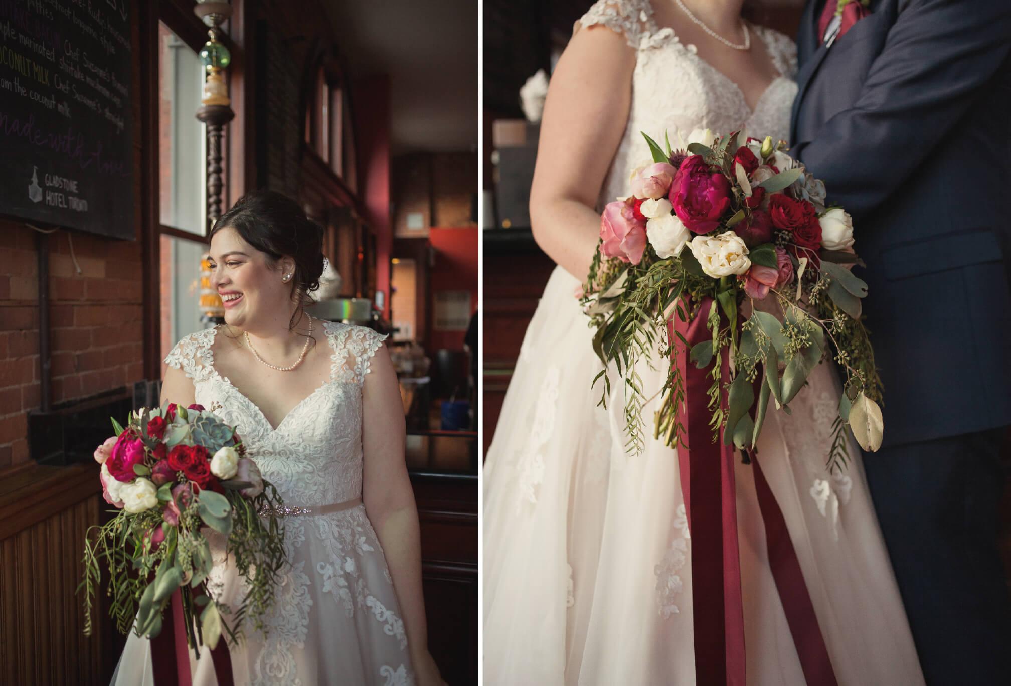 bride and groom photo locations gladstone