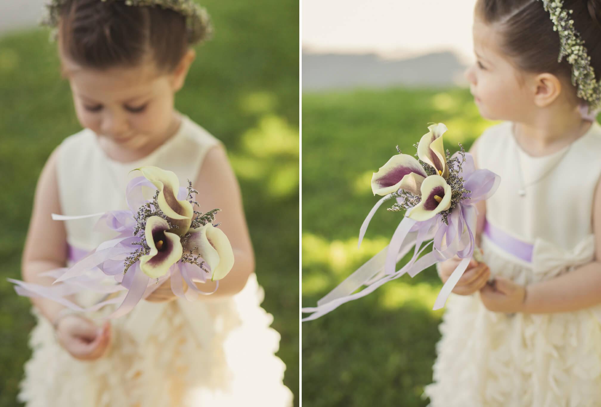 adorable flower girls dress