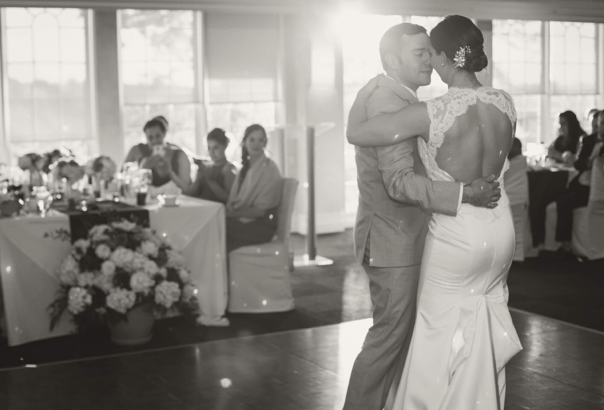 inn on the twenty wedding