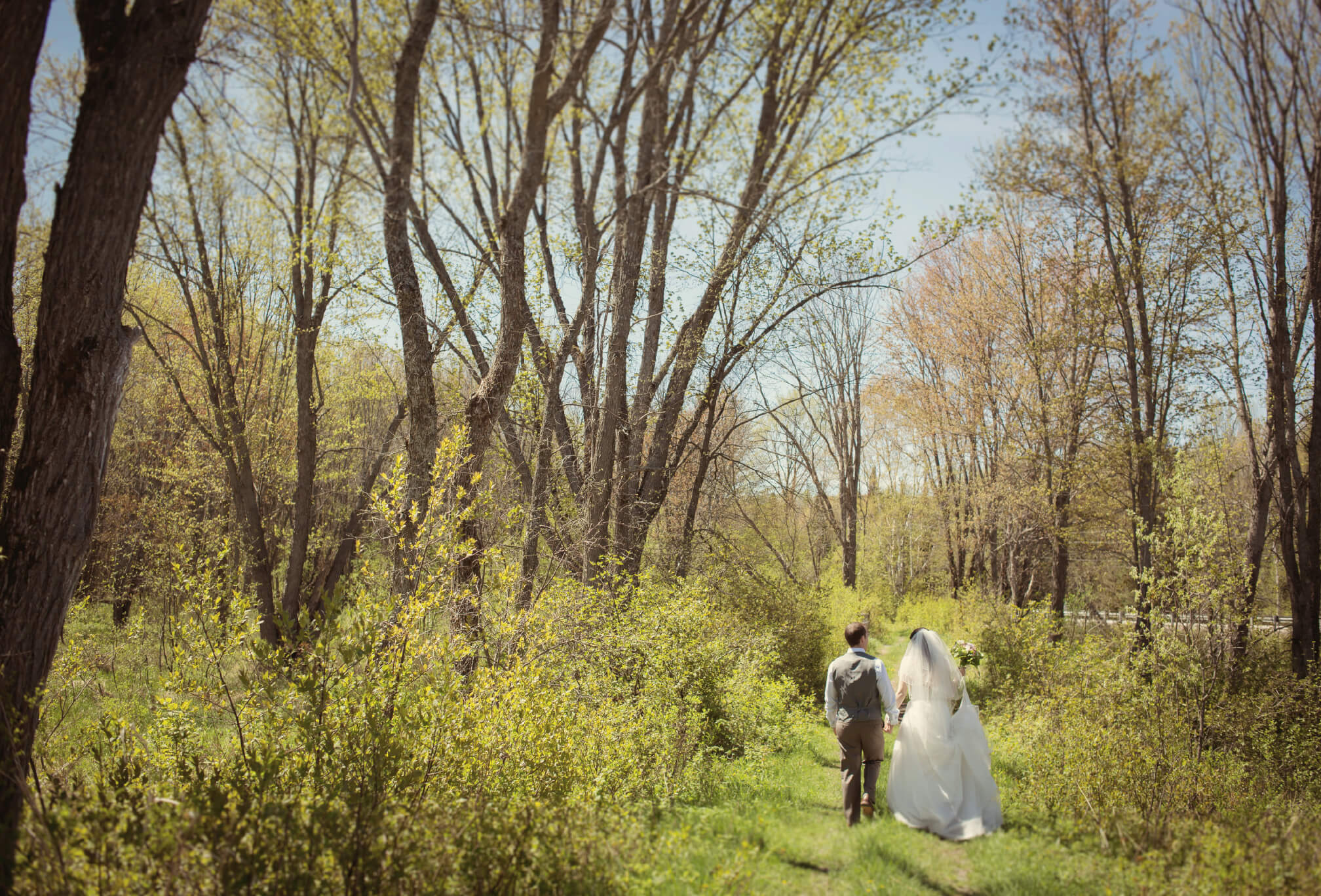bride and groom powassan ontario