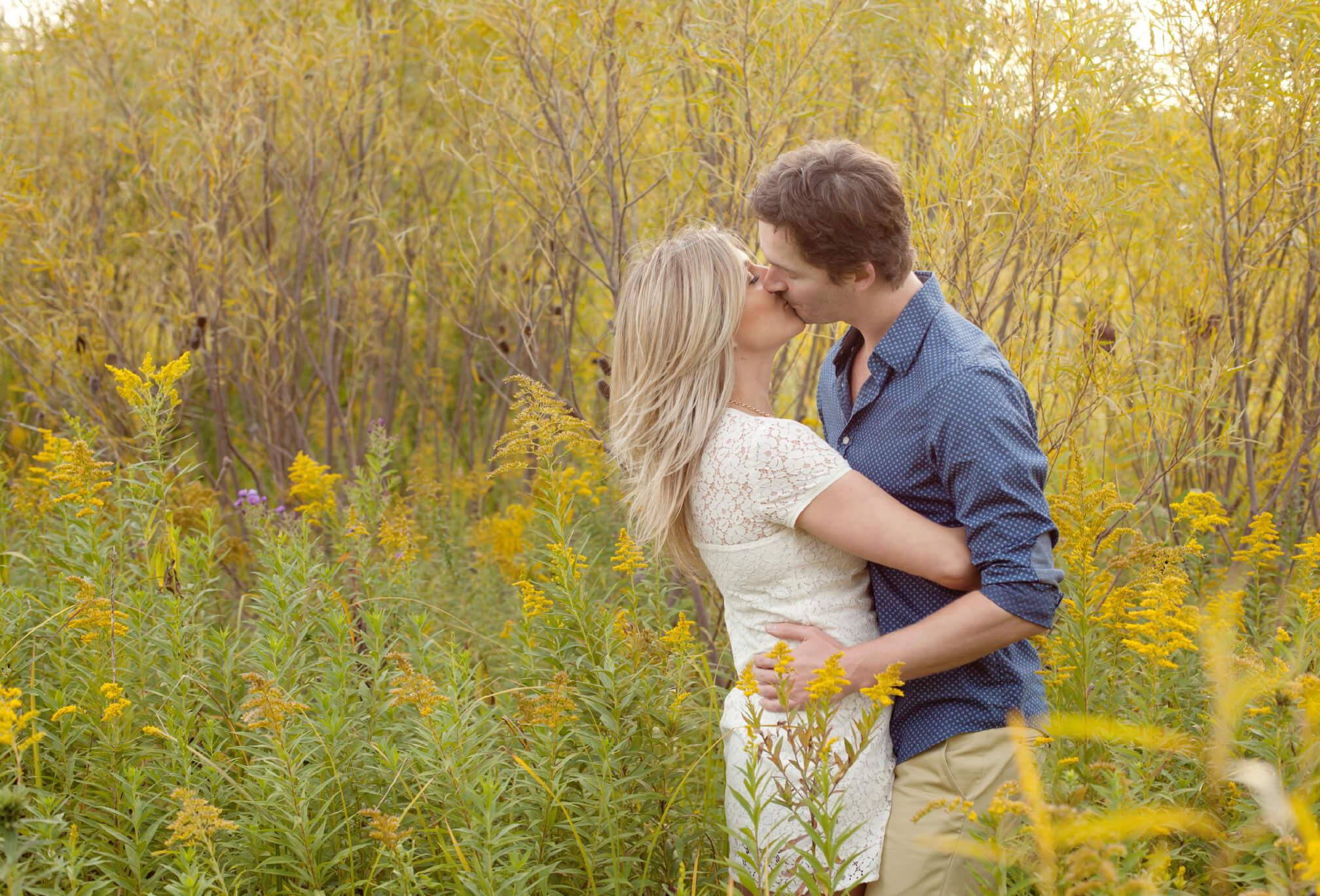 candid photography couple engagement toronto