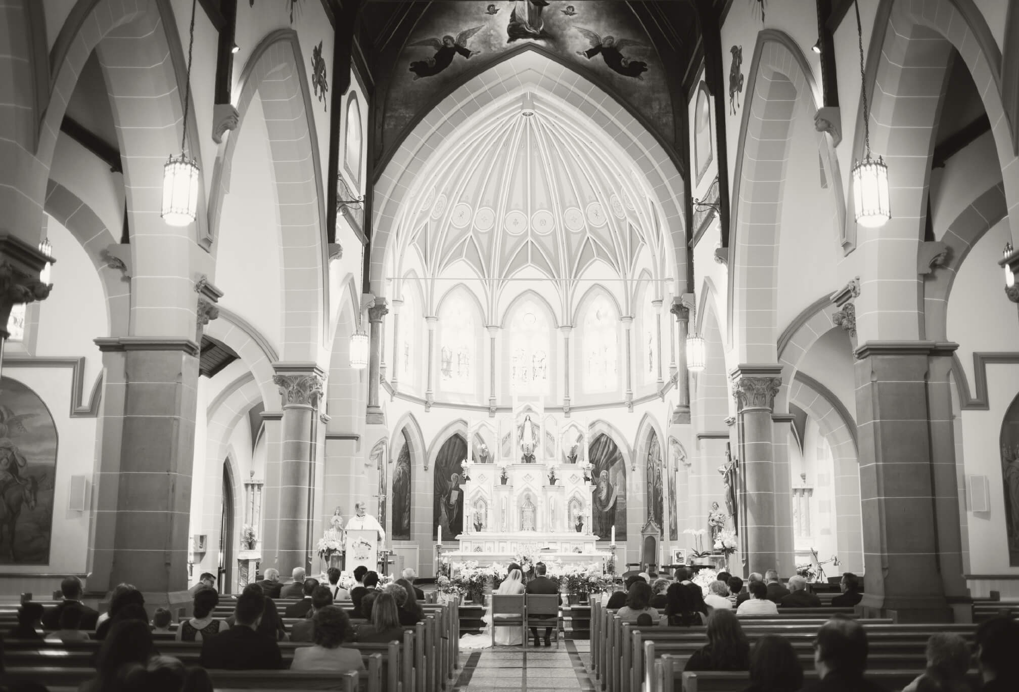 ceremony at saint marys toronto