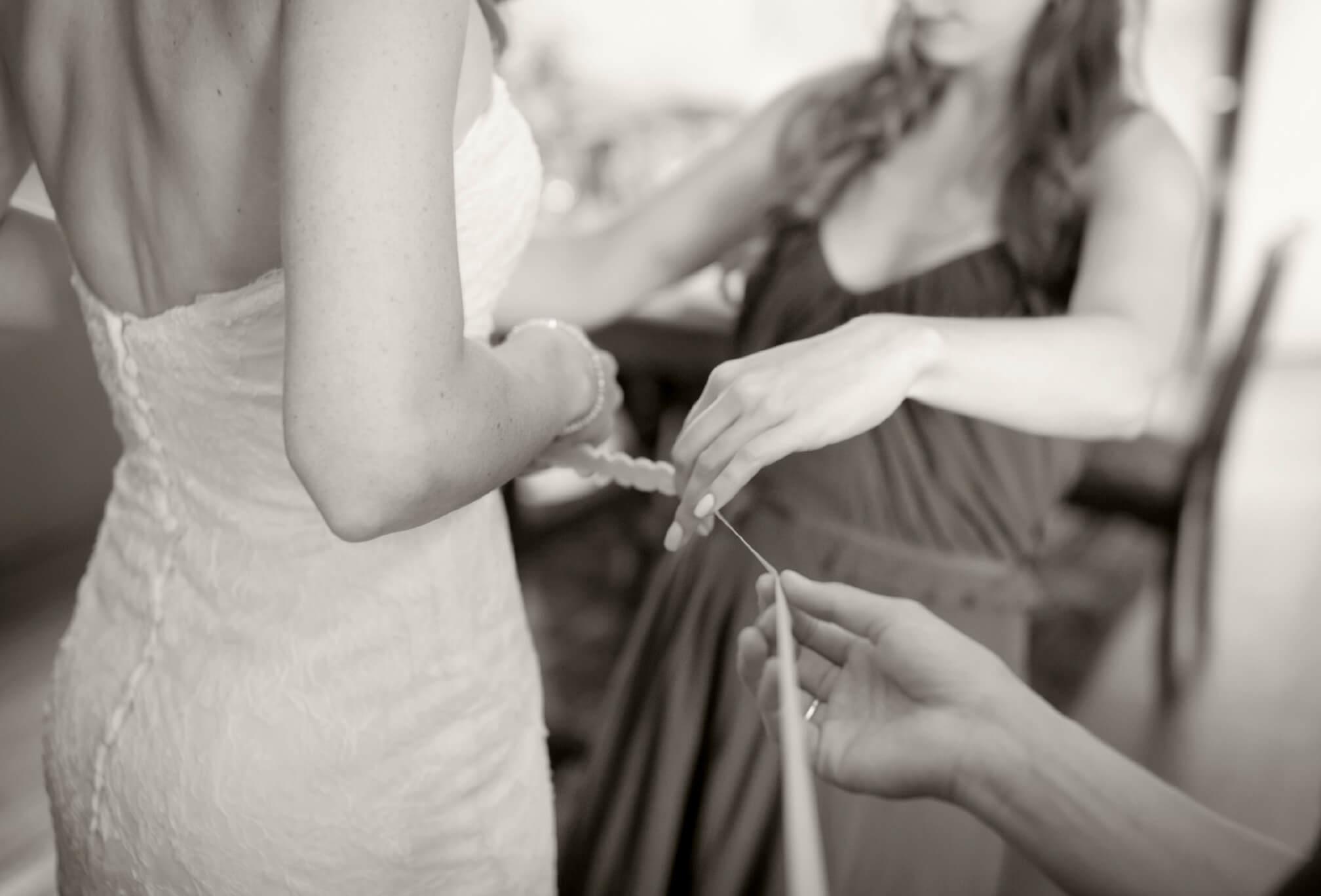 girls getting ready berkeley field house