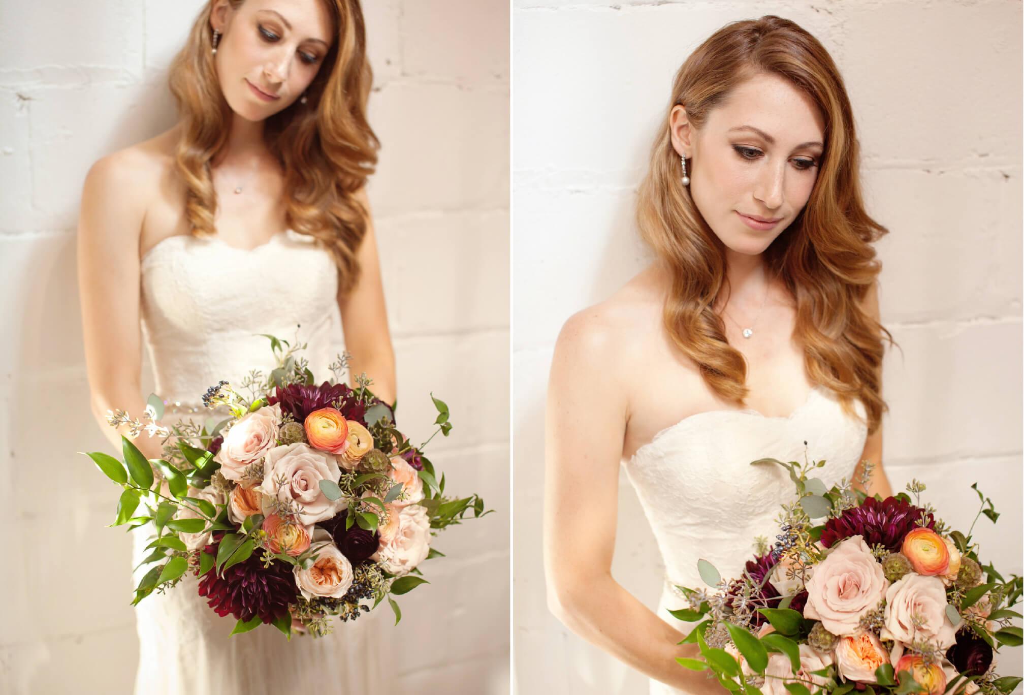 bride at berkeley field house