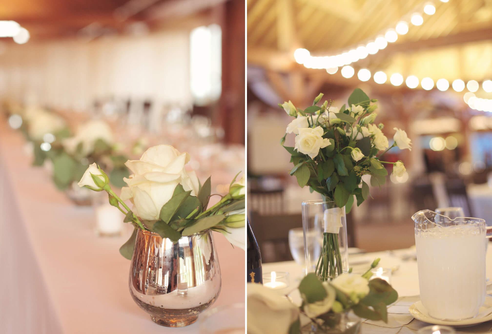 wedding decor craigleith ski club