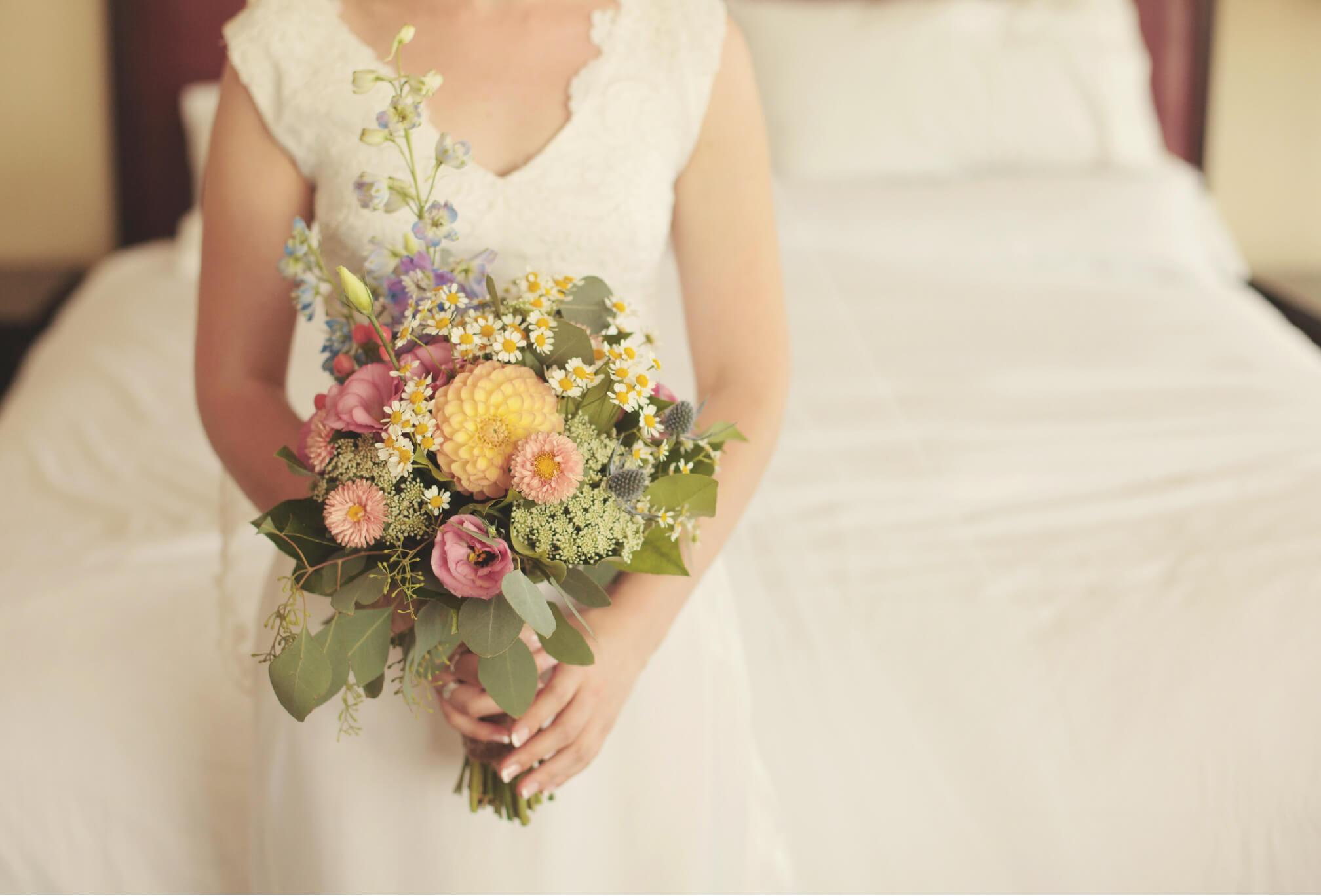 wildflower bouquet toronto
