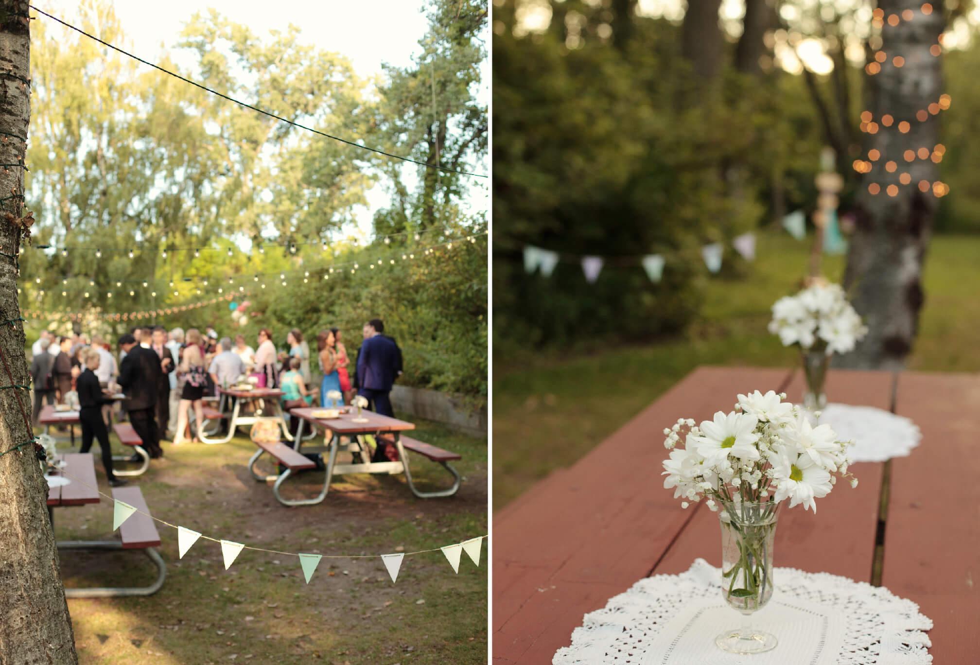 wedding decor ideas artscape gibraltar point