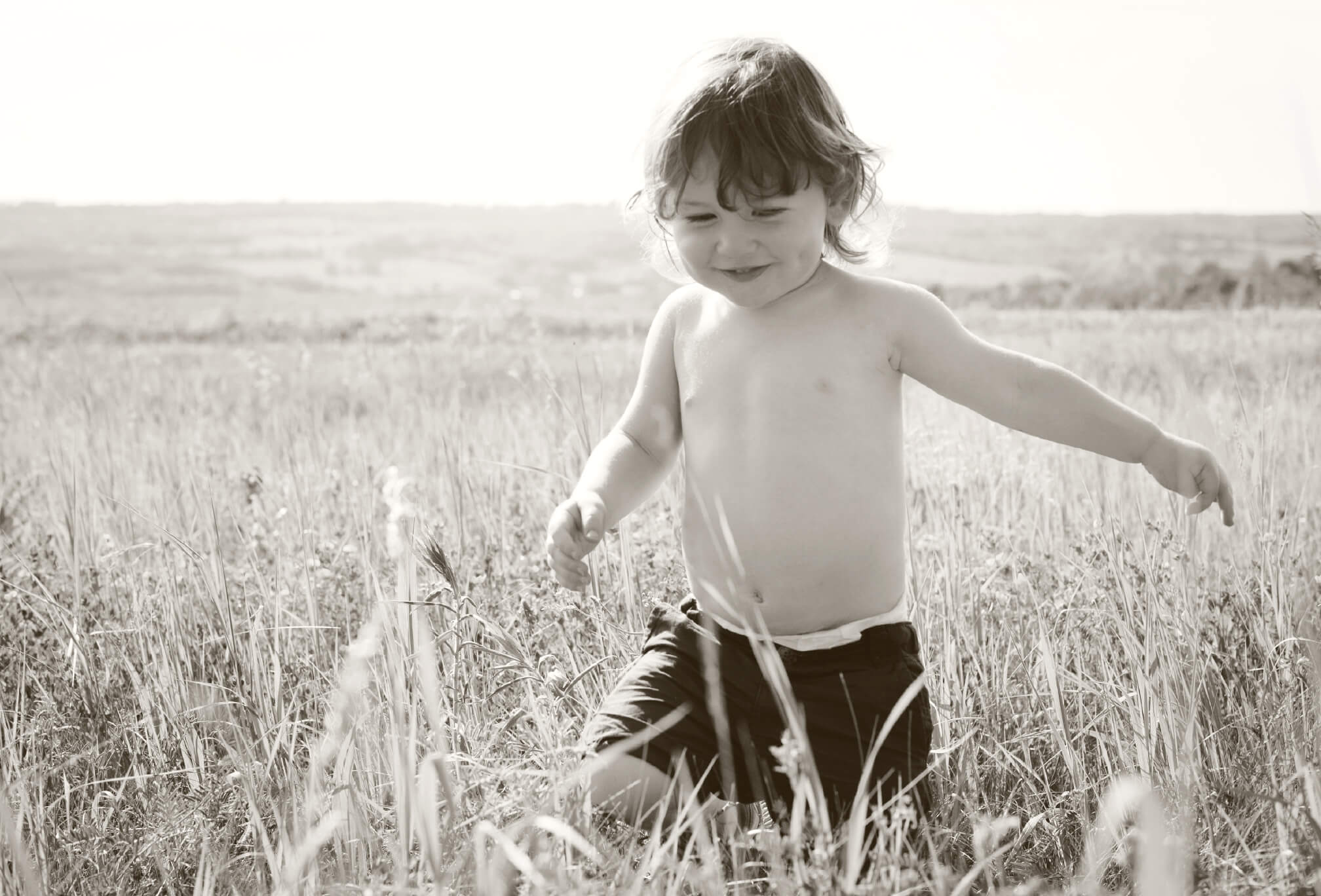 candid lifestyle toddler photography