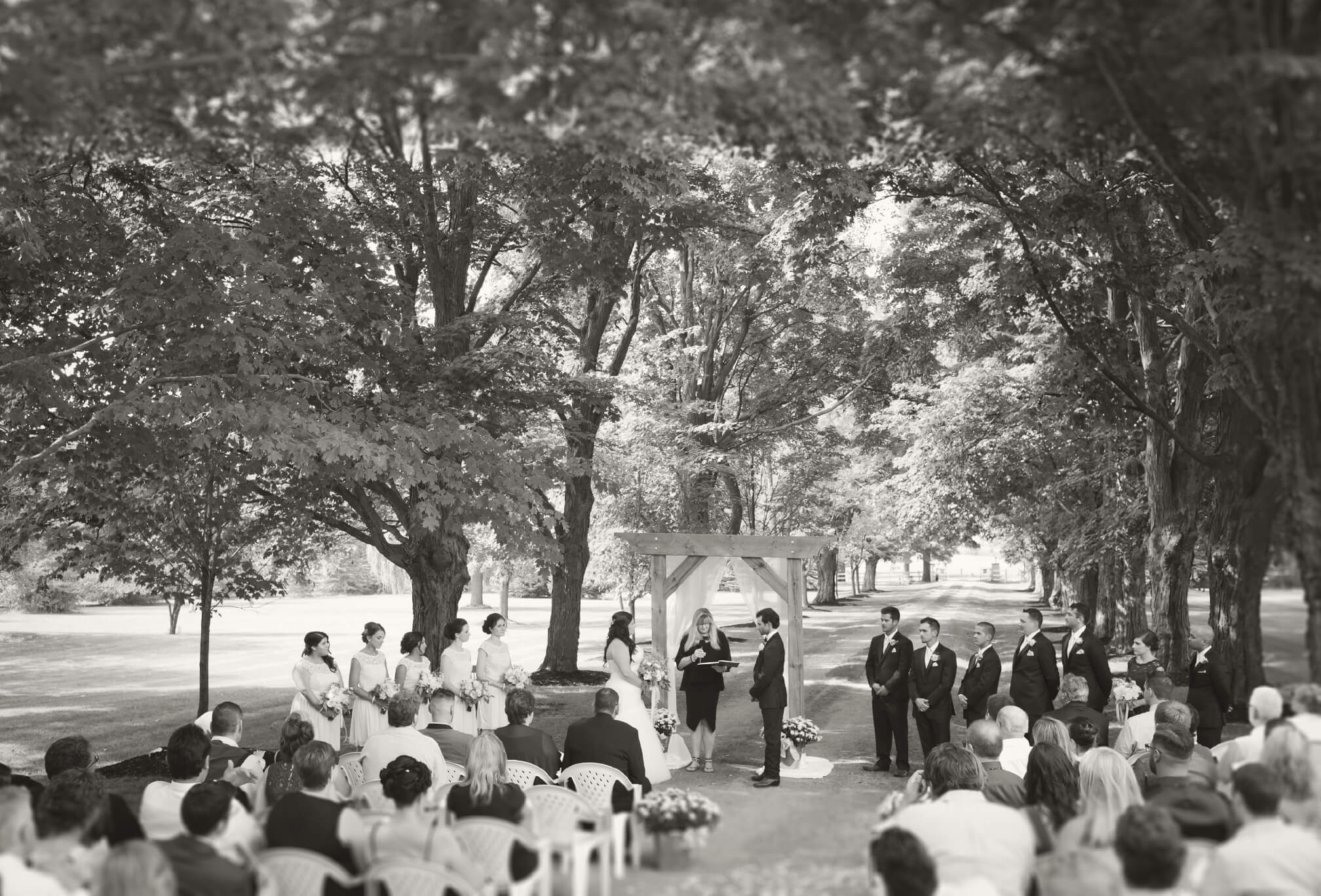 belcroft estates ceremony