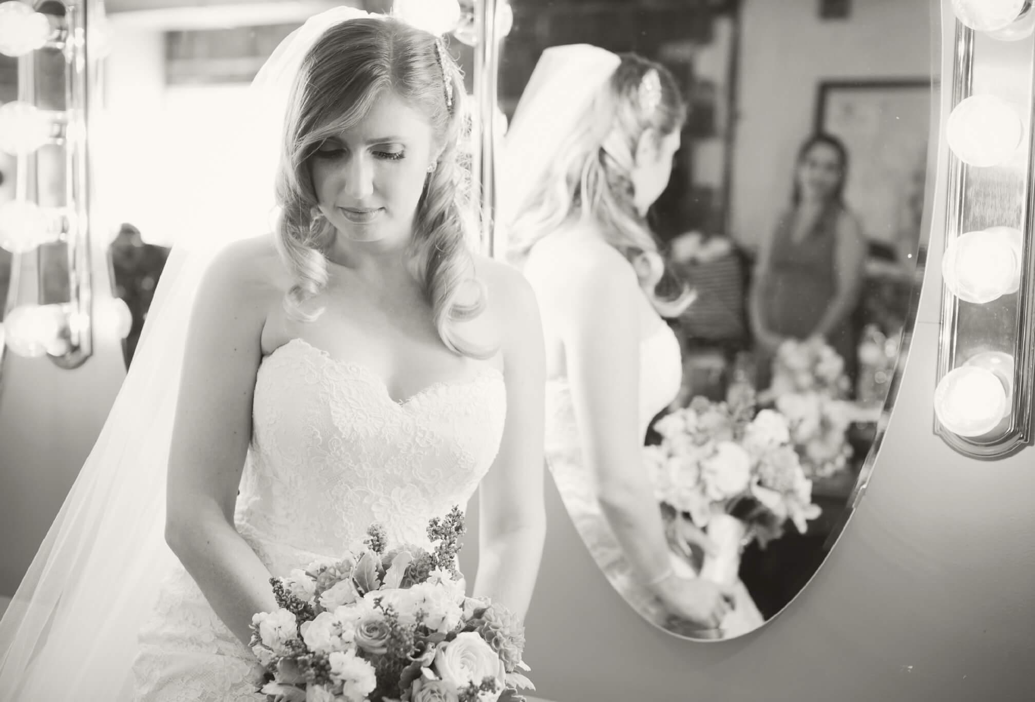 berkeley field house bride getting ready