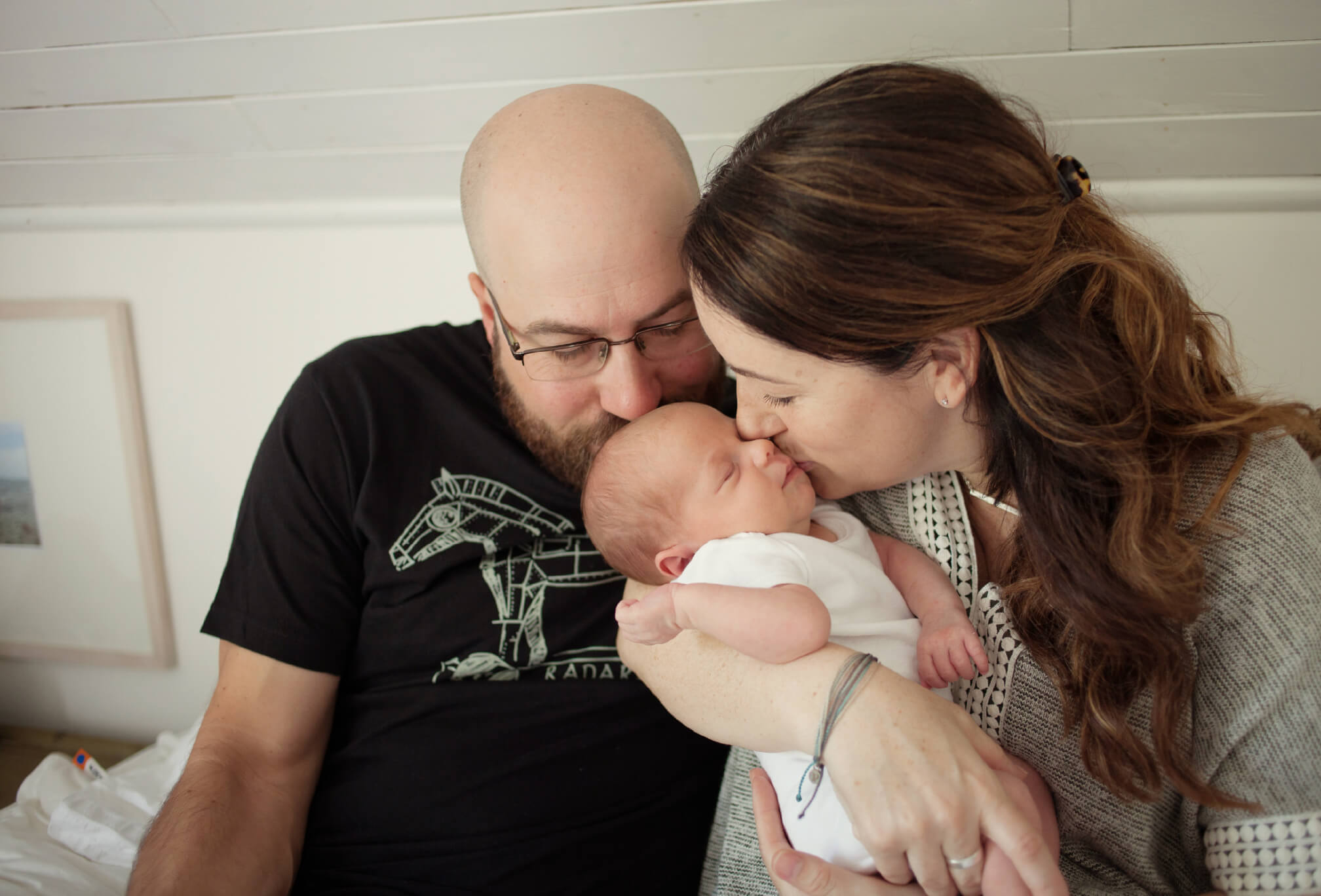 in home session newborn collingwood ontario