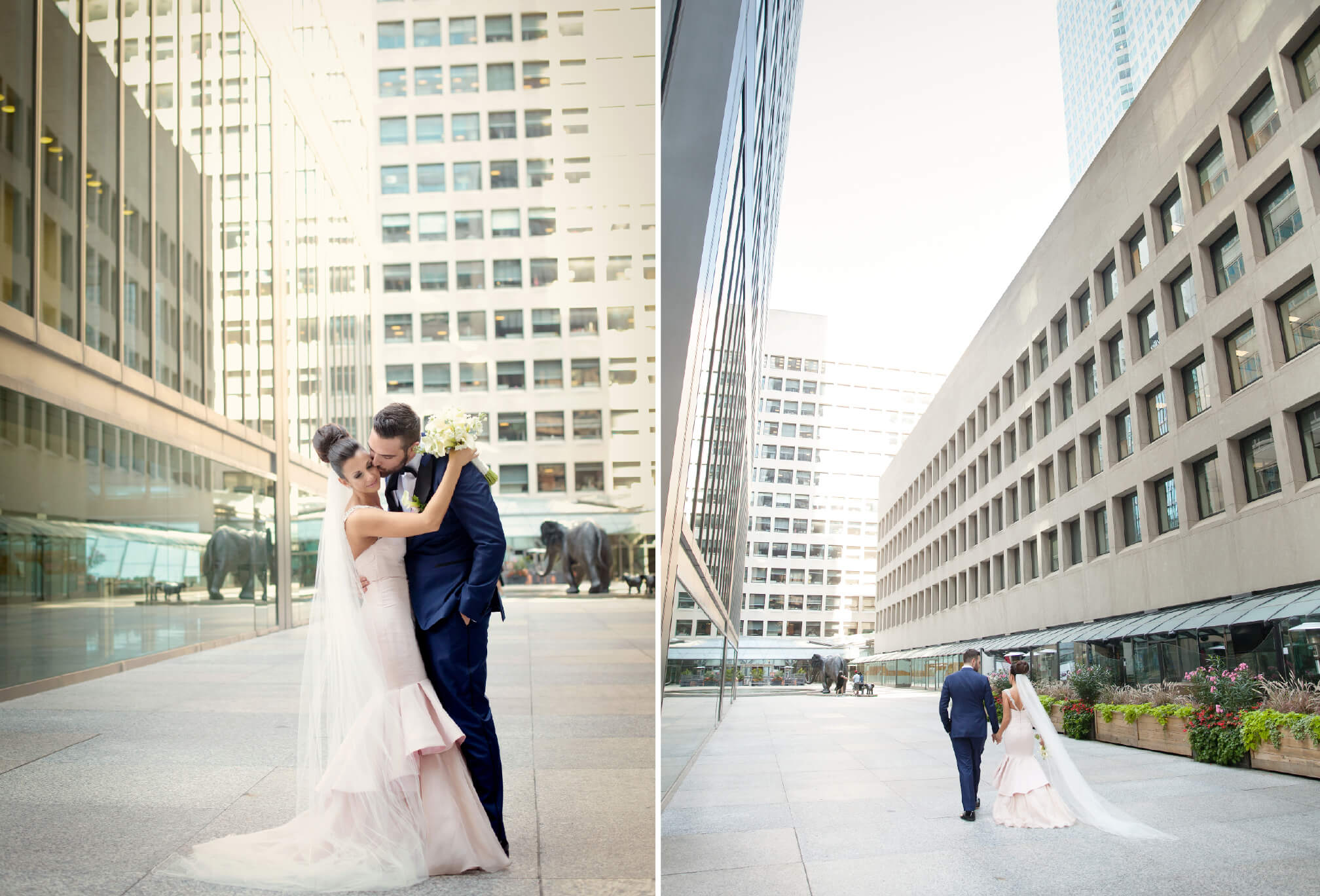 bay street wedding photography