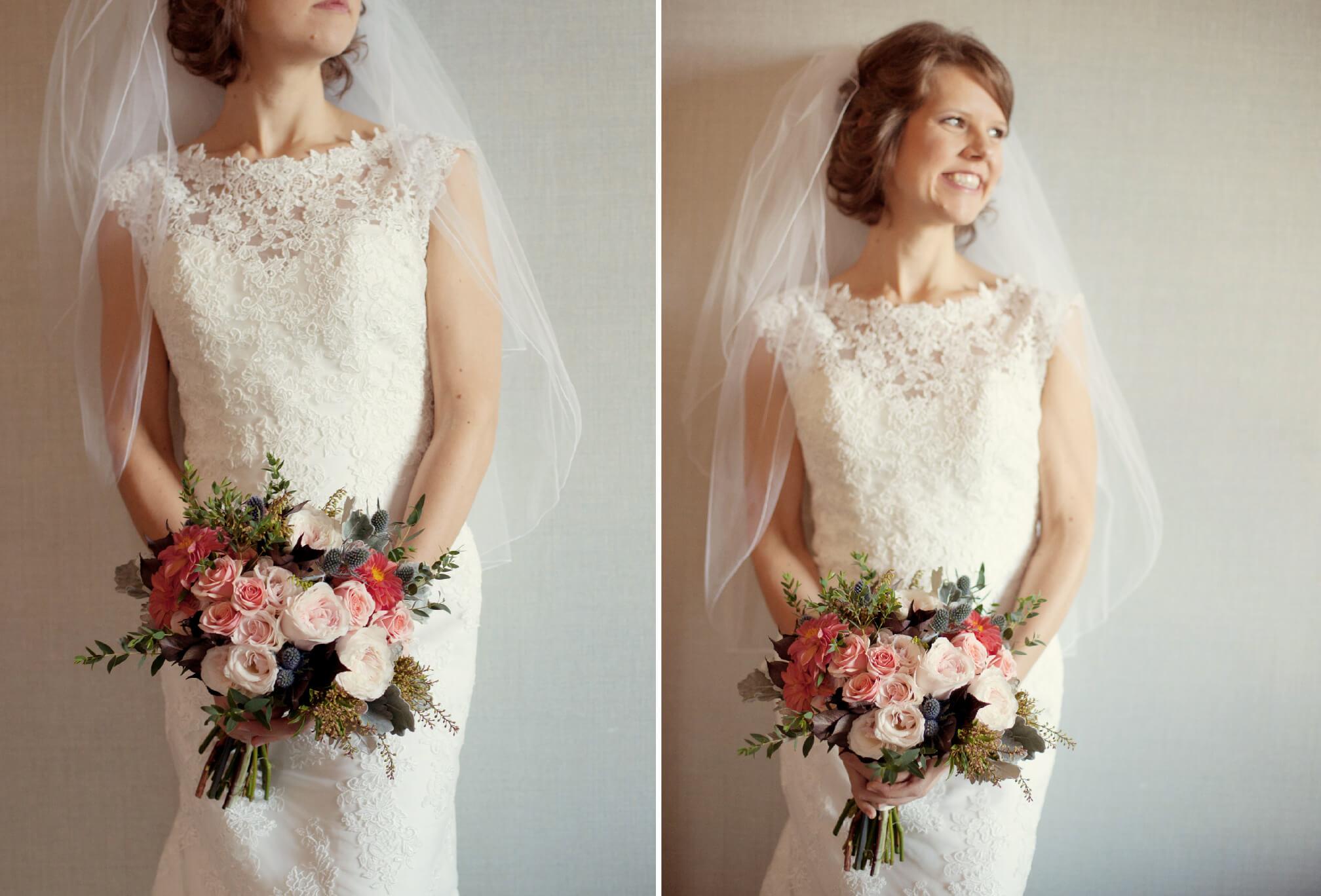 bride at royal york hotel