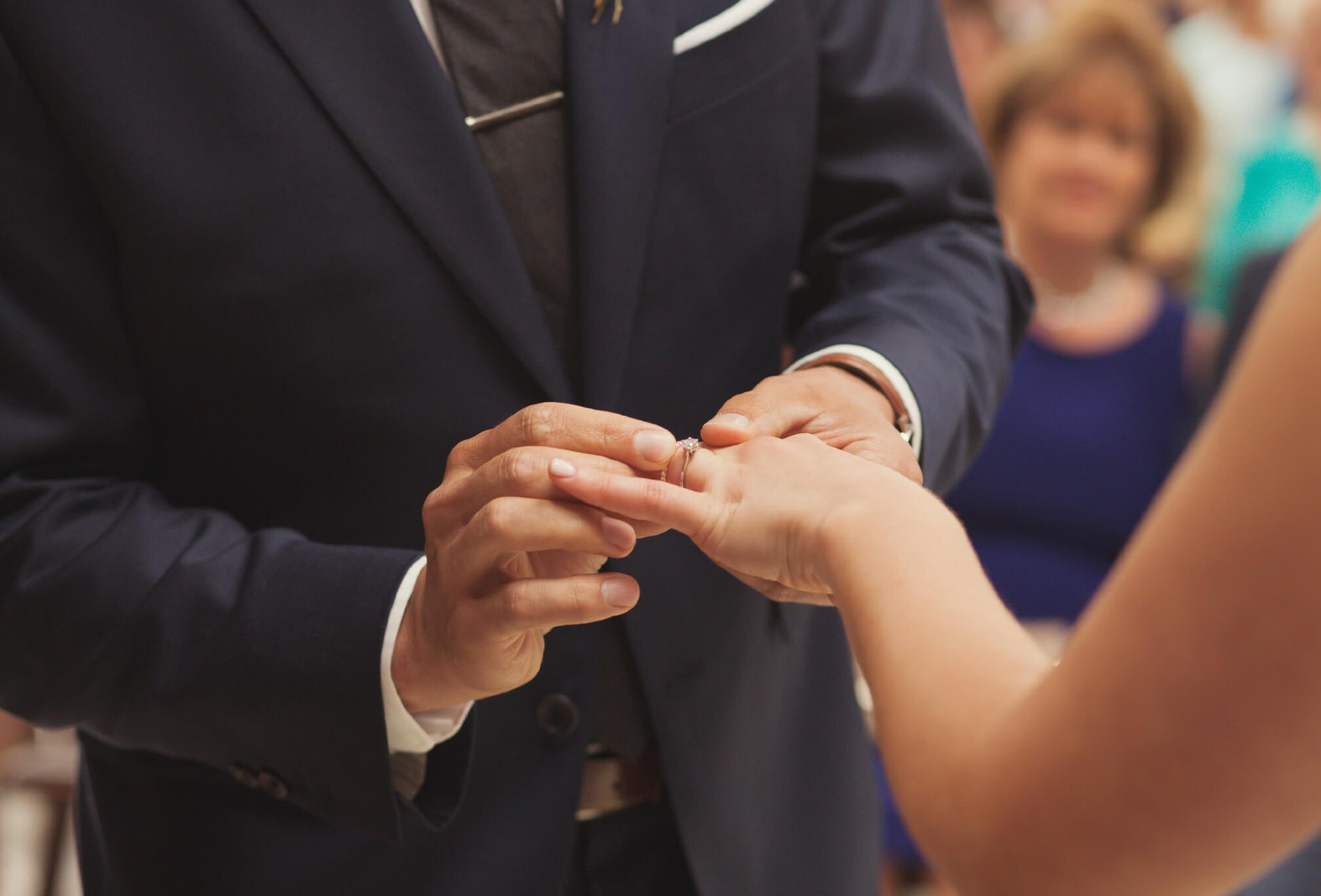 ring exchange photos