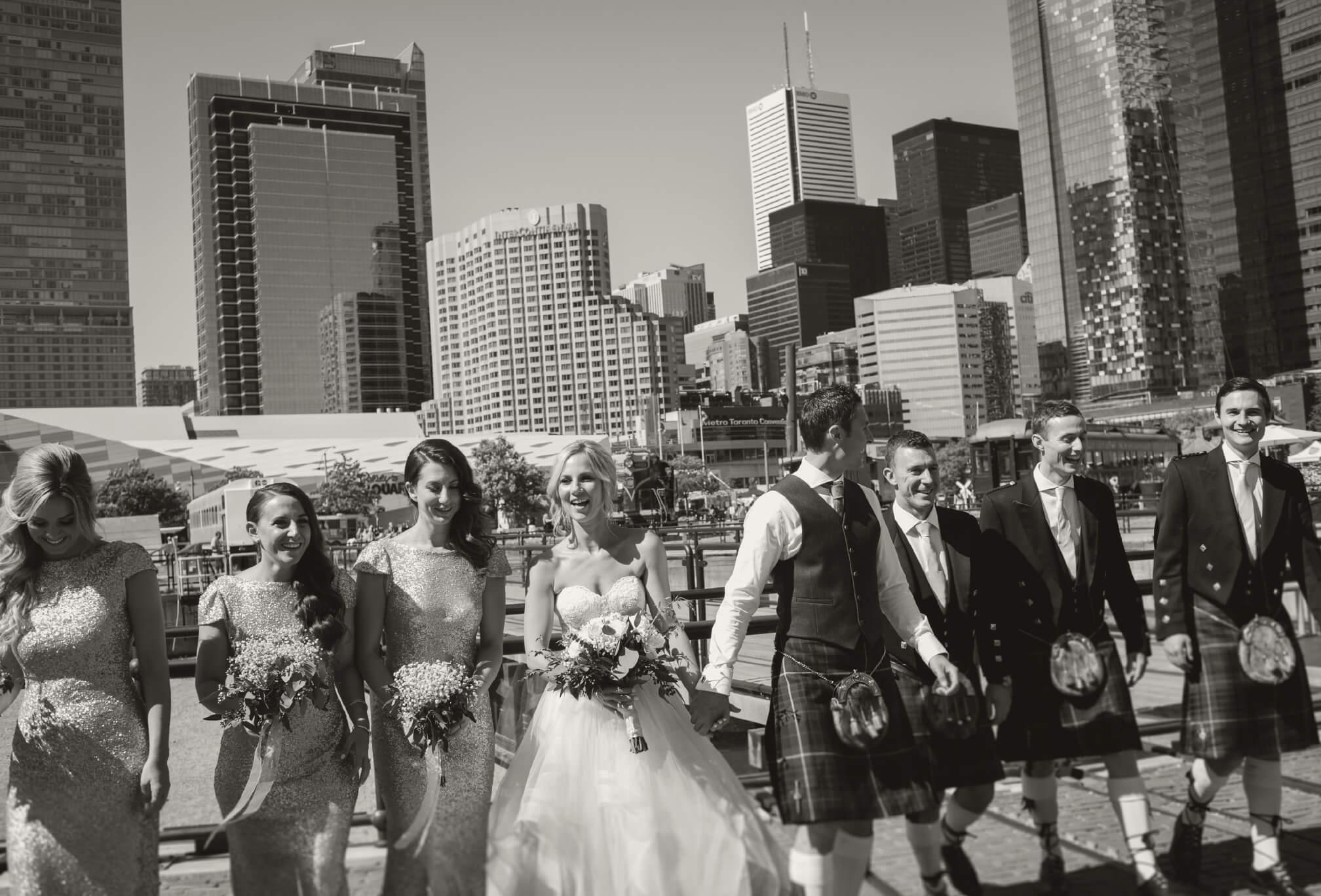 wedding photos at steam whistle
