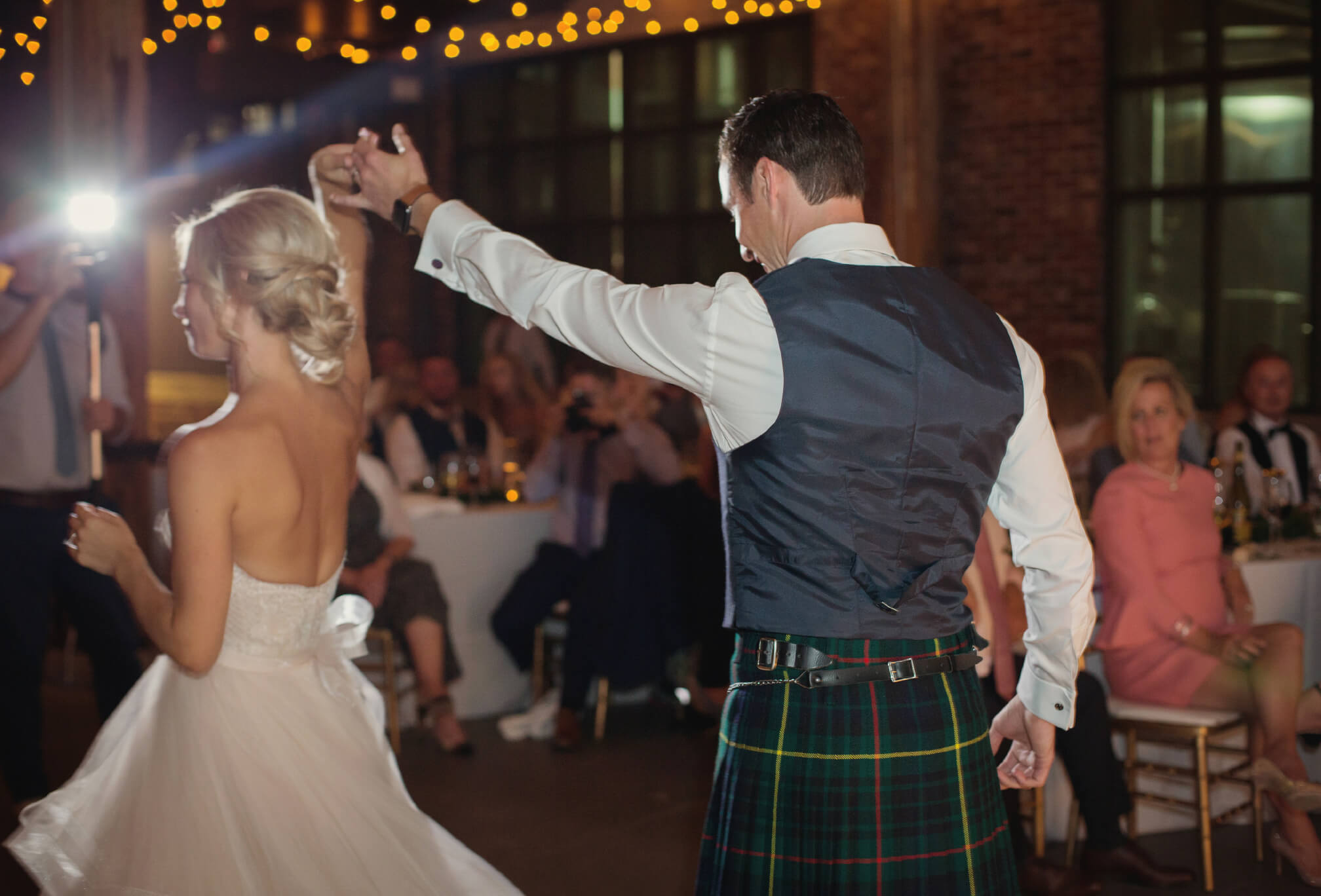 first dance steam whistle toronto
