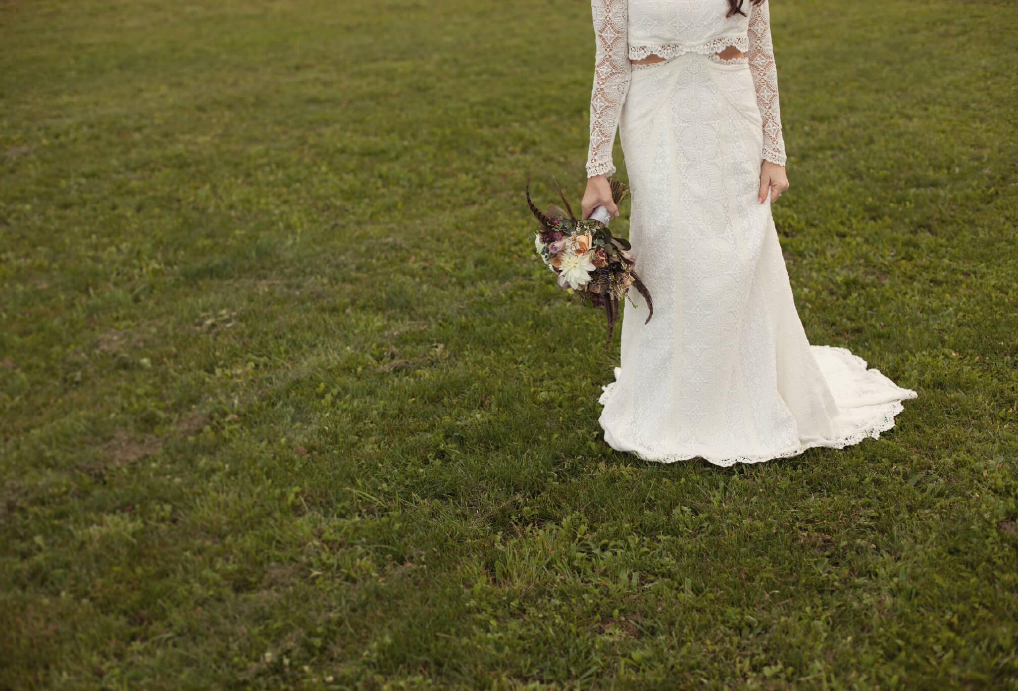 boho bride ontario