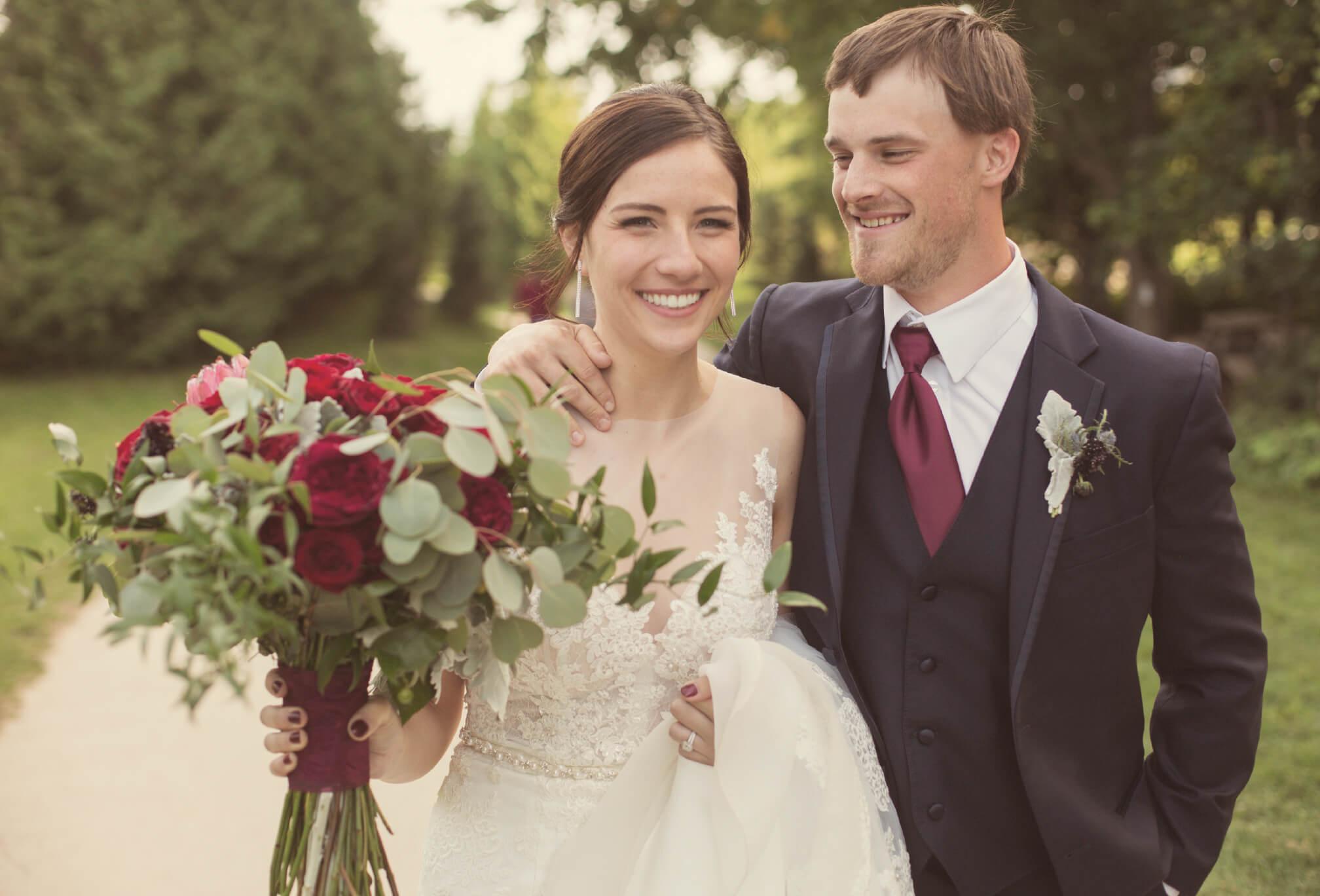 wedding photographs blue mountain