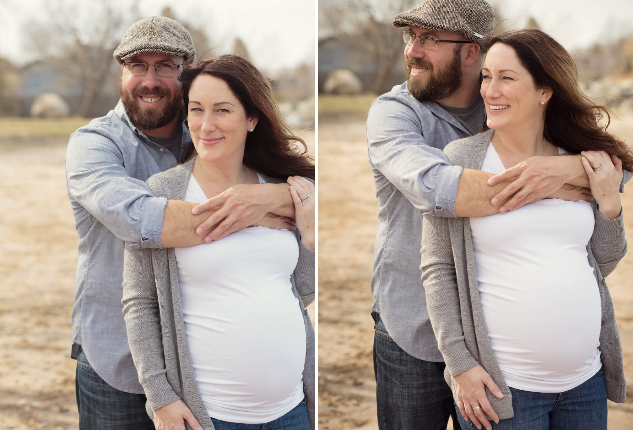 collingwood maternity photography