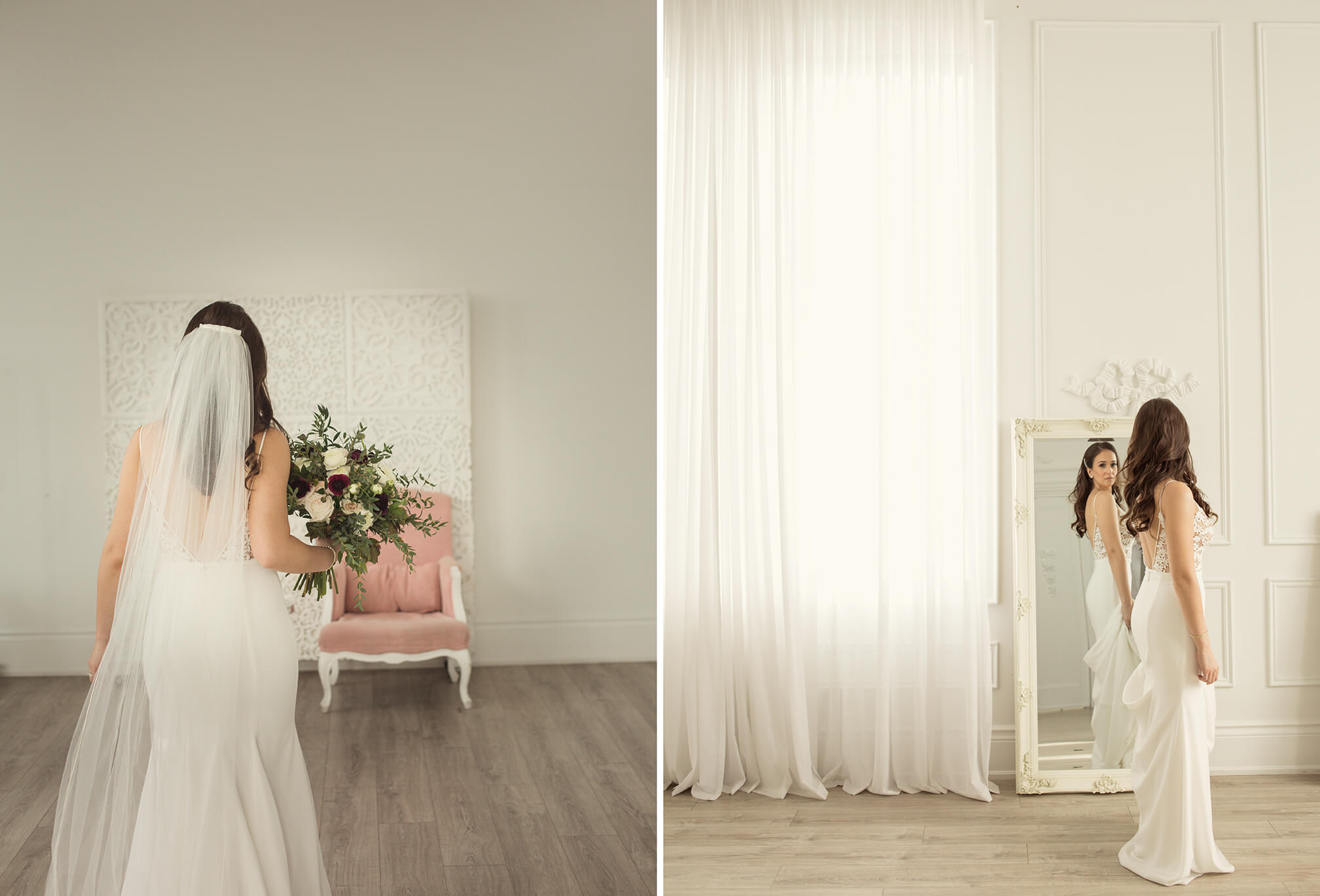 mint room studio bride