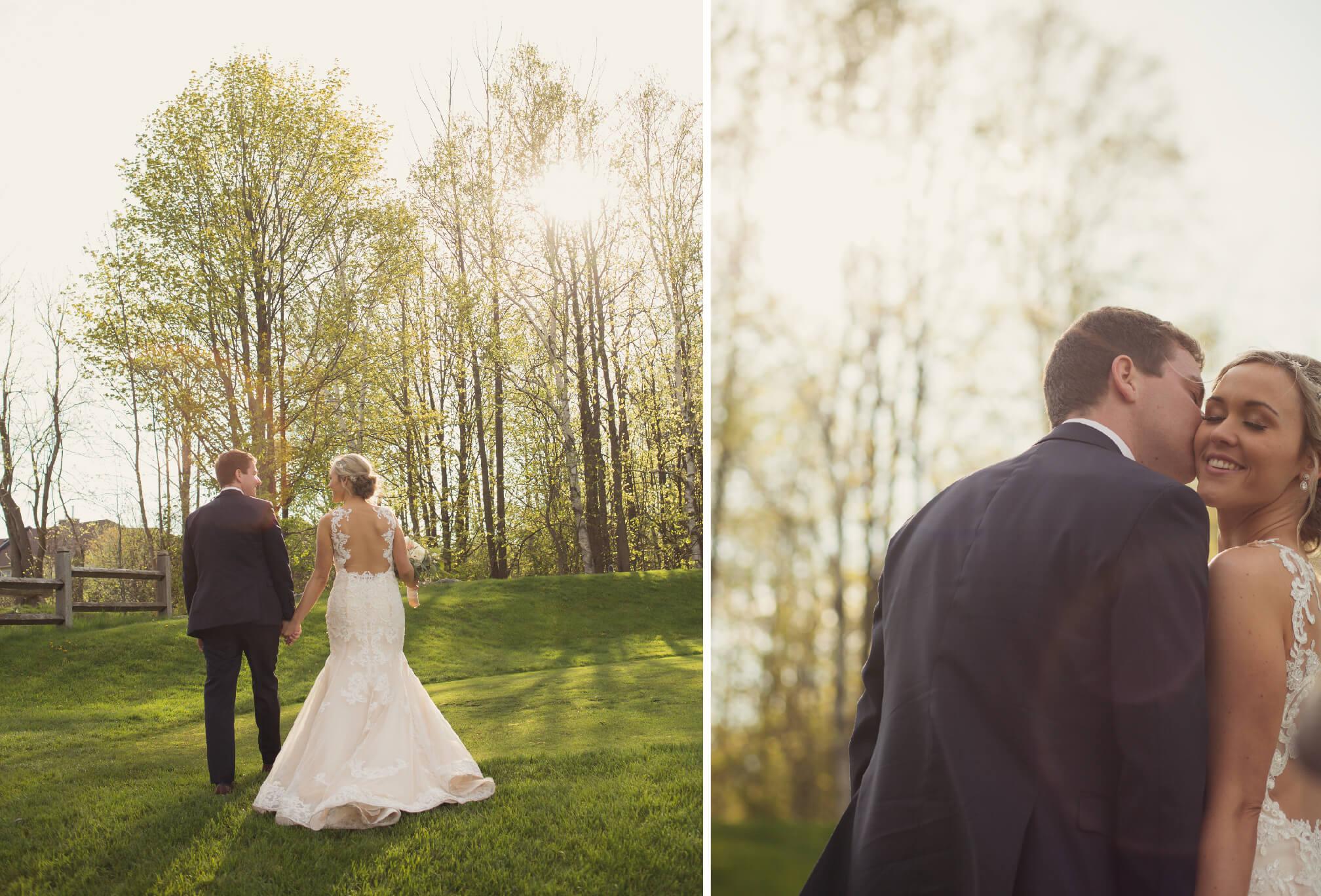 lora bay wedding photos