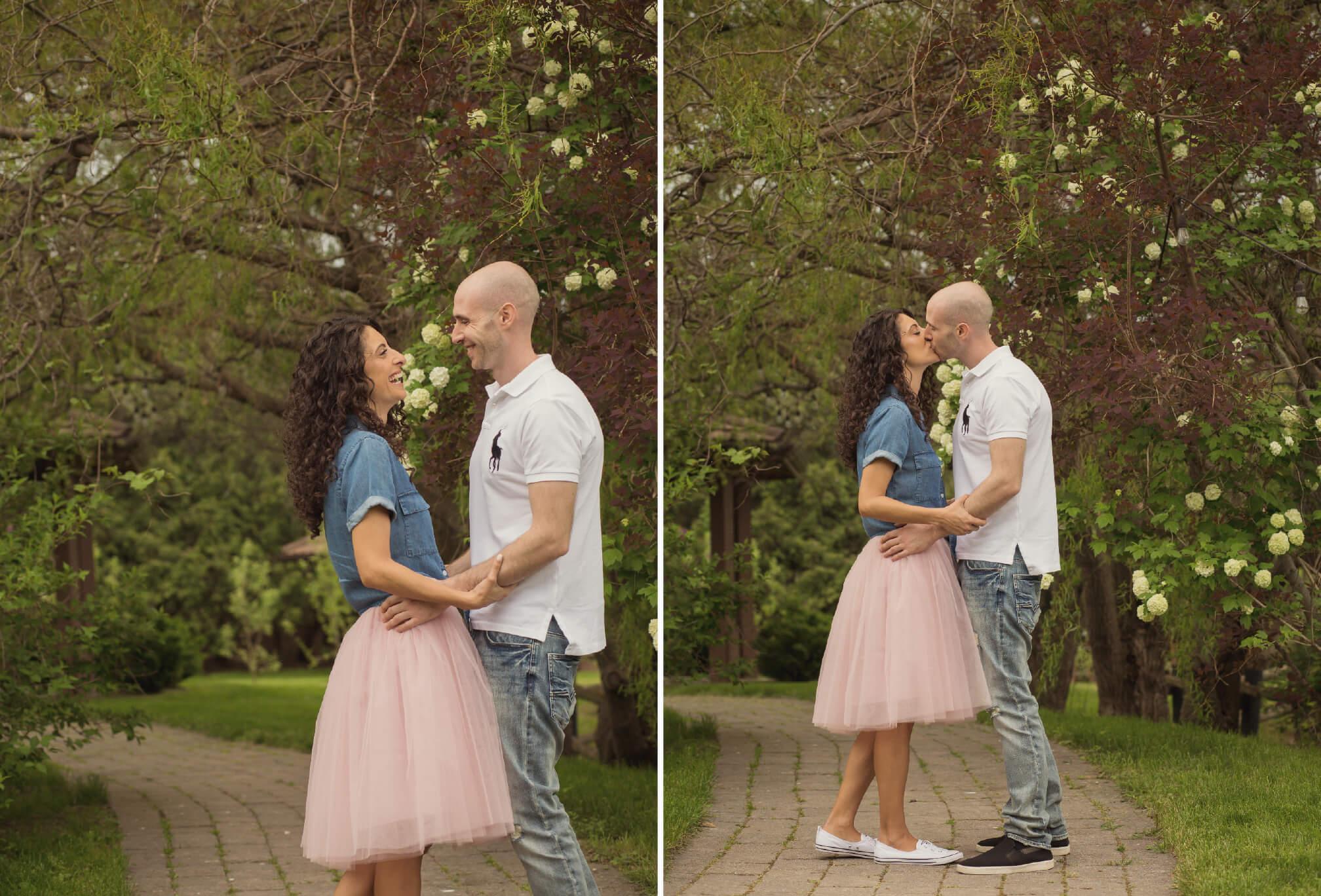 kurtz orchards engagement pictures