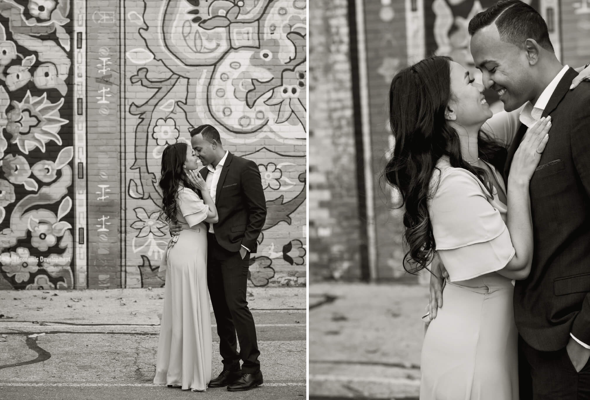 liberty village engagement toronto